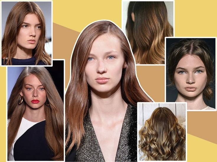 Il colore più di tendenza per il 2017 è il golden brown, la sfumatura dorata tra castano chiaro e biondo scuro