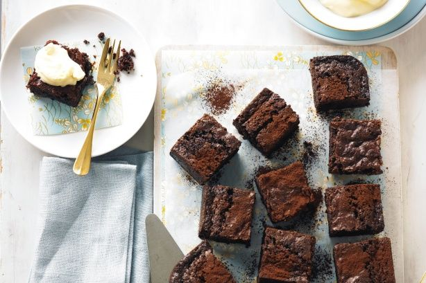 Our version of this chocolate lovers' dessert hits all the right notes!