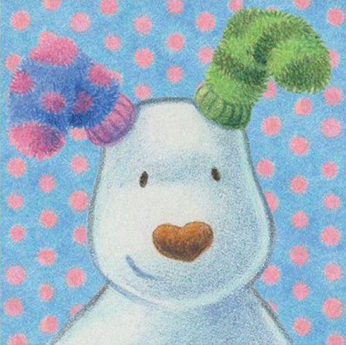 The Snowman and the Snowdog - Snowdog Pattern by Snowman Enterprises