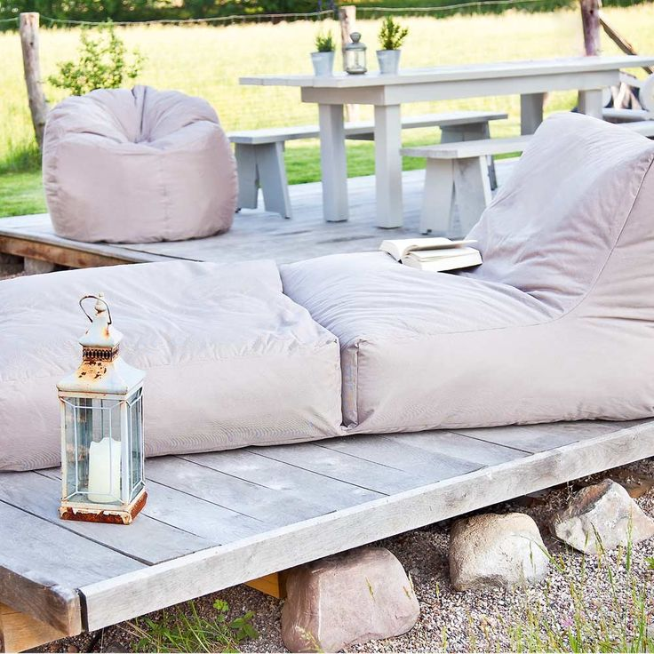 outdoor sitzsack von outbag peak fabric cappuccino sitzs cke f r drau en pinterest. Black Bedroom Furniture Sets. Home Design Ideas