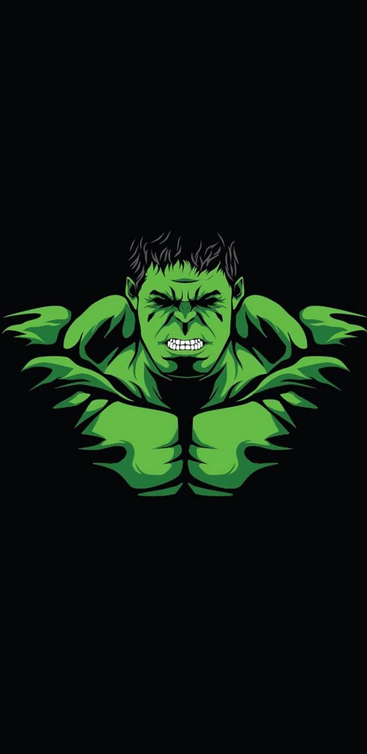 The Hulk Iphone Wallpaper Superhero Wallpaper Apple Logo