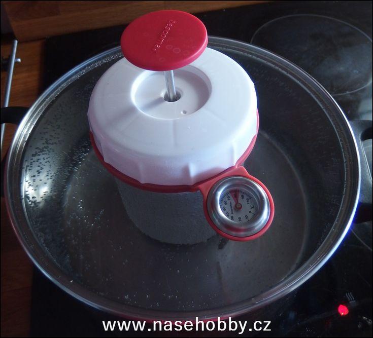 S teploměrem snáz kontrolujeme pomalé vaření