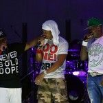 [EXCLUSIVE PICS] Bell Biv Devoe at the Westside Music Festival in Chicago!!