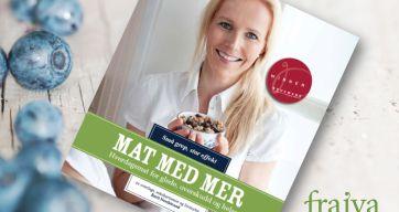 Fastelavnsboller med sjokoladebiter og krem – Berit Nordstrand
