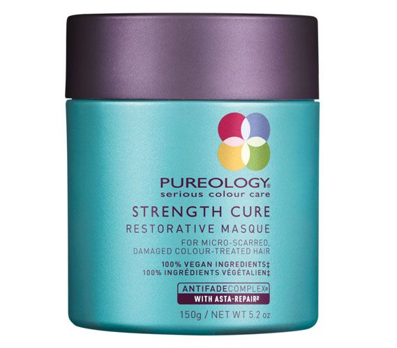 The 12 Best Hair Masks: Pureology Strength Cure Restructuring Masque