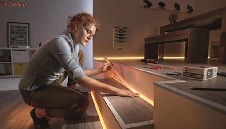 Instalace LED pásku krok za krokem