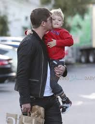 Image result for robin thicke wife baby