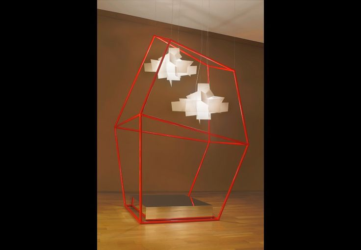 Cages by Ferrucio Laviani @ Spazio Soho