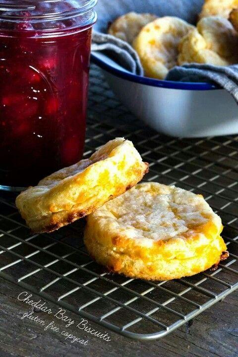 Cheddar Bay biscuit, gluten free copycat recipe