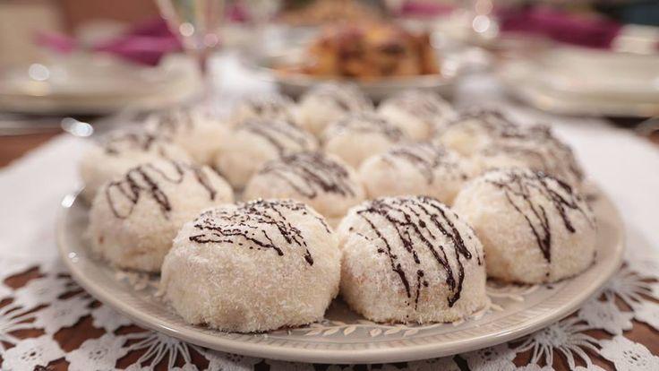 Çay Saati Kartopu Pasta | Nursel'in Mutfağı Yemek Tarifleri