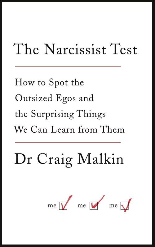 THE NARCiSSiSM TEST