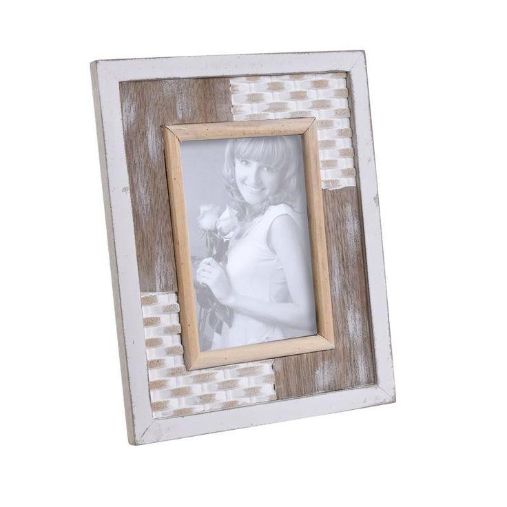 Wooden Frame 10x15 cm - Frames Wood-Leather - FRAMES-ALBUMS - inart
