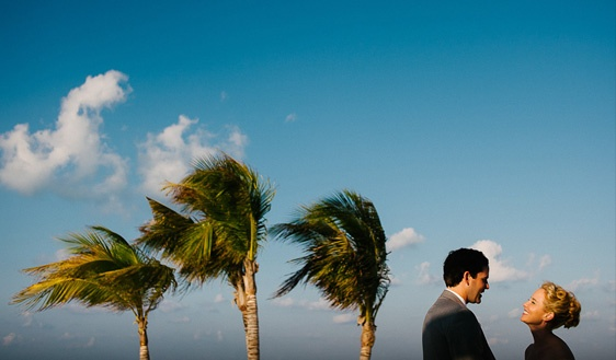 S+S Excellence Playa Mujeres Wedding