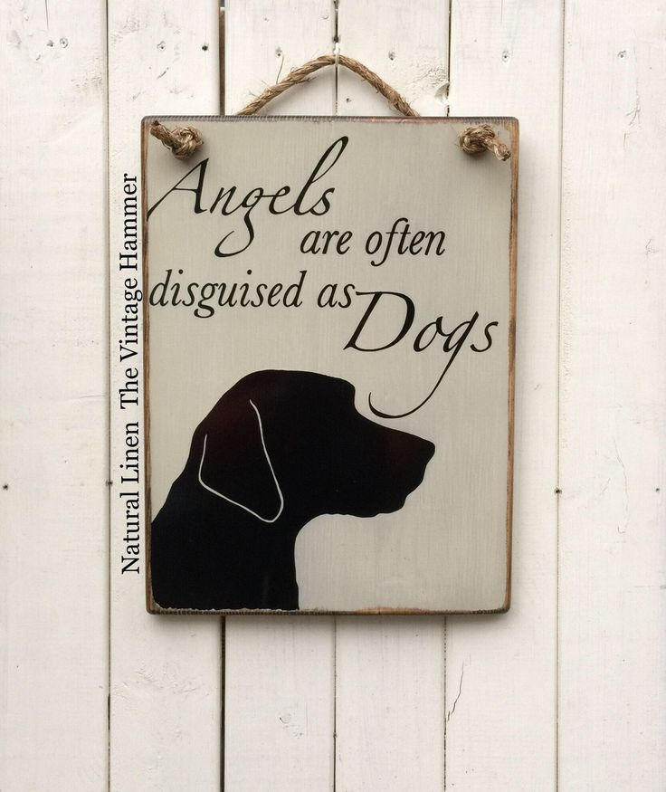 A personal favorite from my Etsy shop https://www.etsy.com/listing/232885032/angel-dogs-customizable -sealed-hand Angel Dogs, customizable, sealed, hand painted, fur baby, puppy, dog sign, wood sign sayings, farmhouse sign, dog gift, pet memorial, wood
