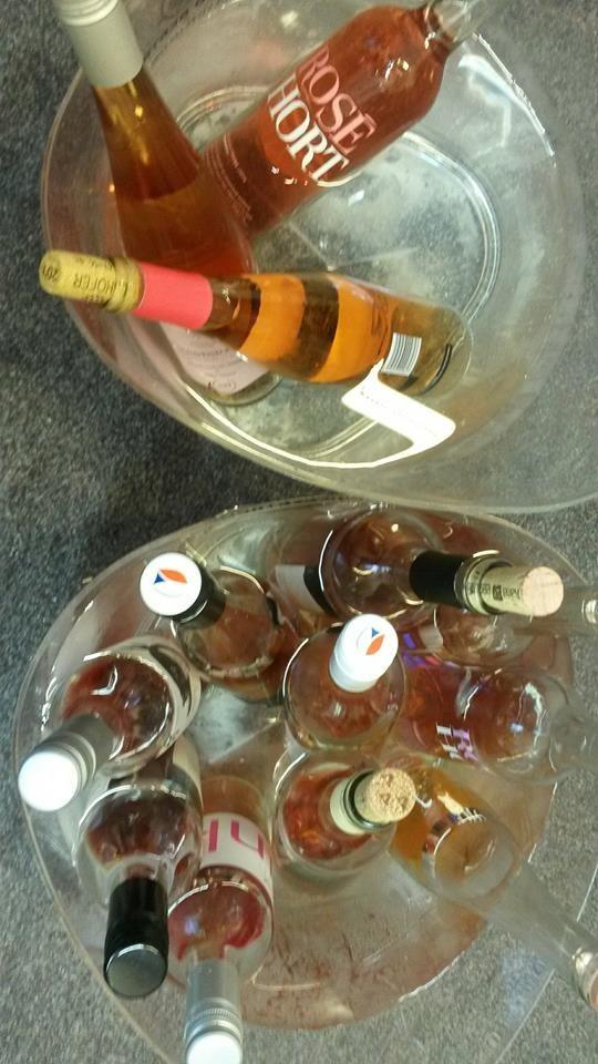 Velký test růžových vín