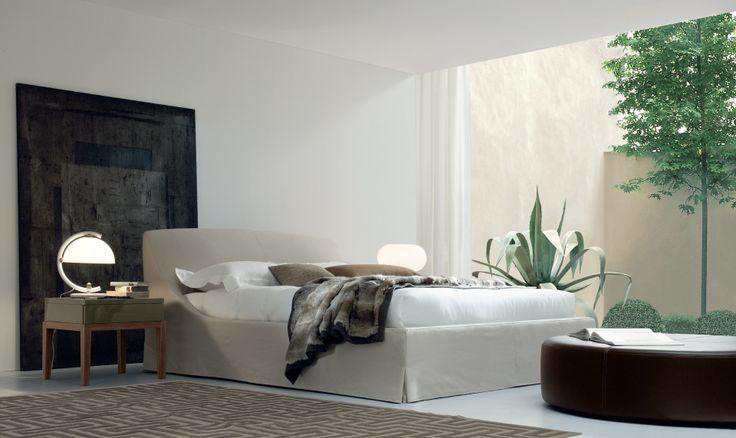 Jesse - Mobili Arredamento Design - Letti - ELYSEE