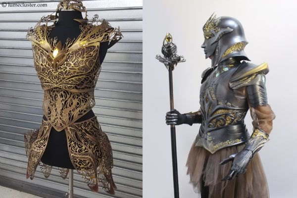 This Is How Women's Fantasy Armor Should Look