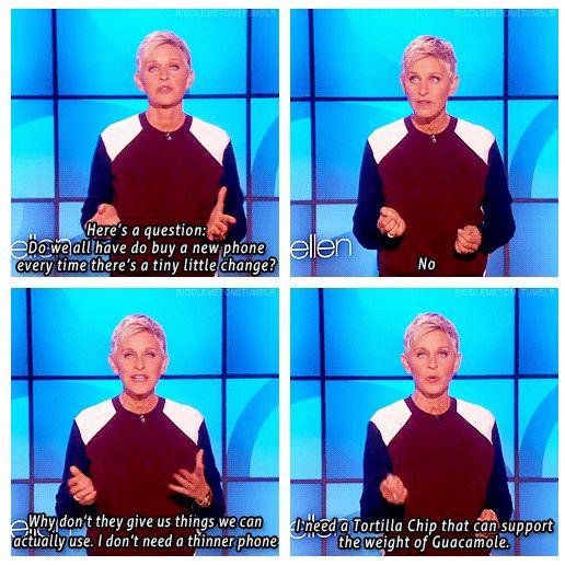 She should be president