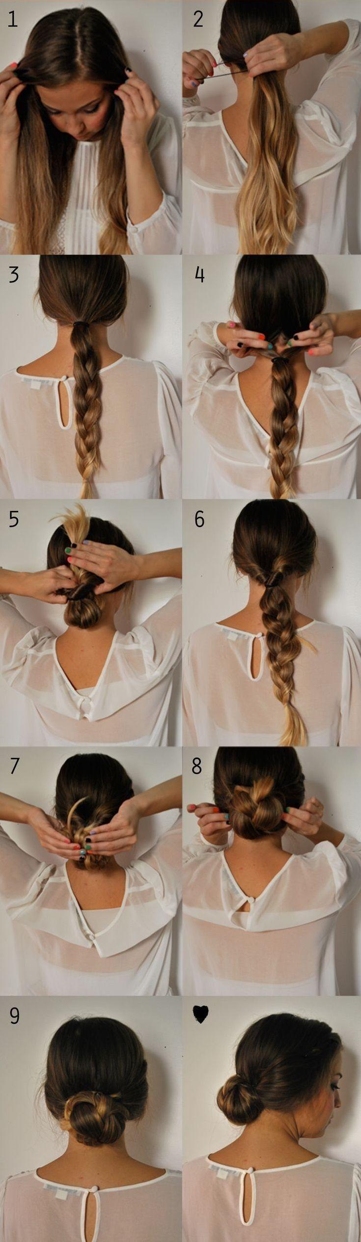 cute hairstyles for school hair ideas pinterest school