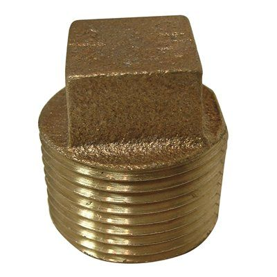 Watts A-869 3/4-in Brass Pipe Fitting