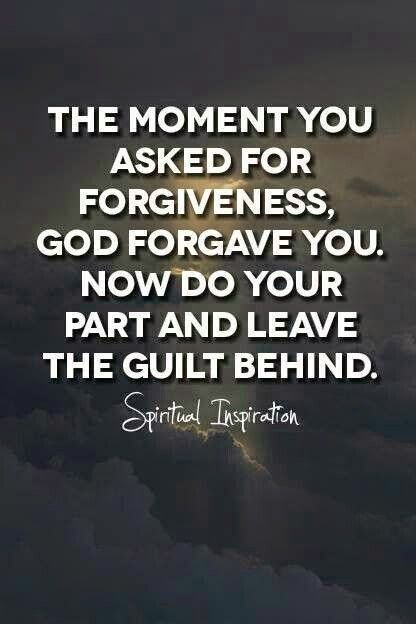 Guilt, PTSD and Forgiveness: Get Rid of Guilt And Find Peace