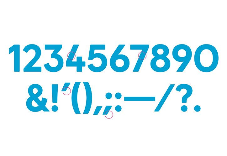 Booking.com's New Typeface Implements the Planet's Axial Tilt