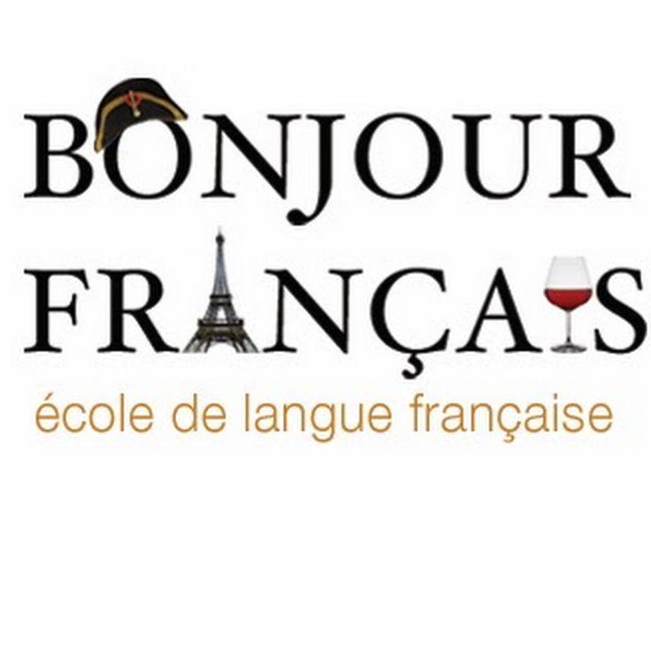 Youtube канал школы французского языка Bonjour Français. Bonjour Français - курсы французского языка в Киеве, предоставляющие возможность изучать французский...