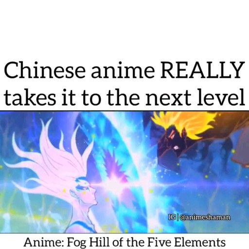 Chinese language anime is subsequent stage