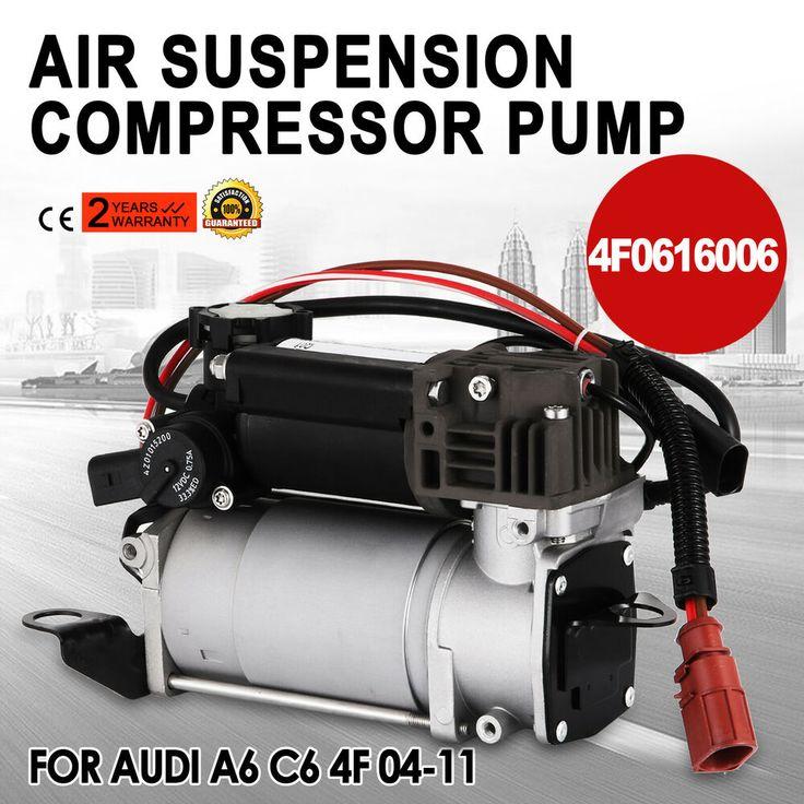 eBay Sponsored HQ Air Suspension Compressor Pump for AUDI