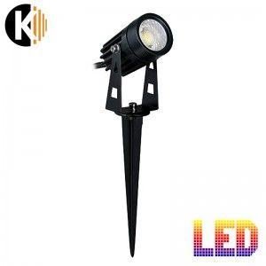 Lampa LED COB dogruntowa, 3W, 230V, IP65, PLANT