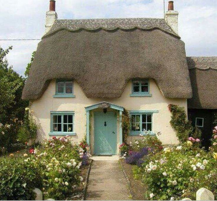 how to make your house look like an english cottage