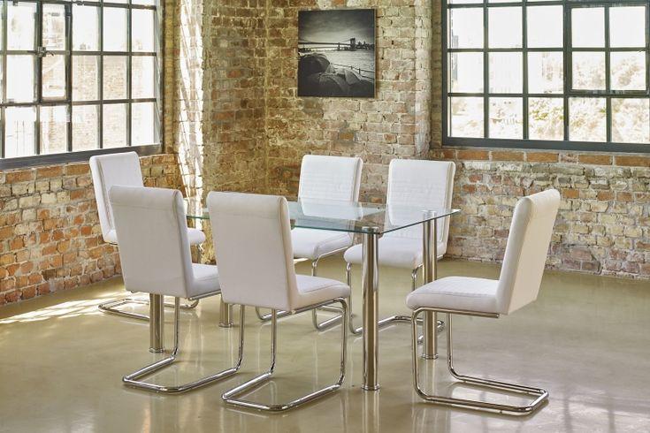 Berlin asztal+Waterloo szék