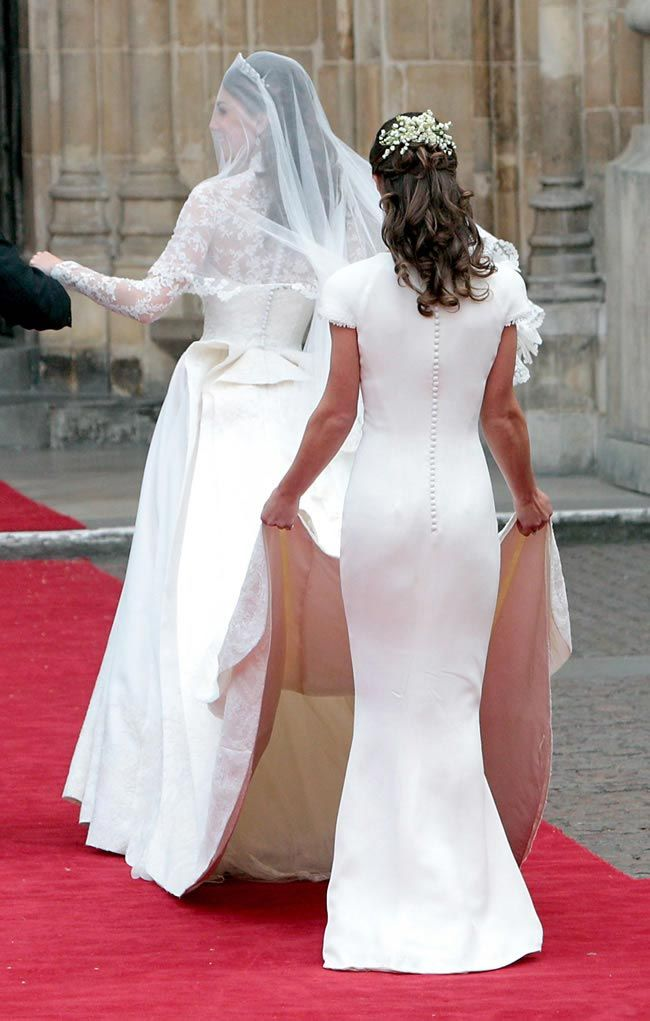 25 best ideas about pippa middleton bridesmaid dress on for Wedding dress like pippa middleton