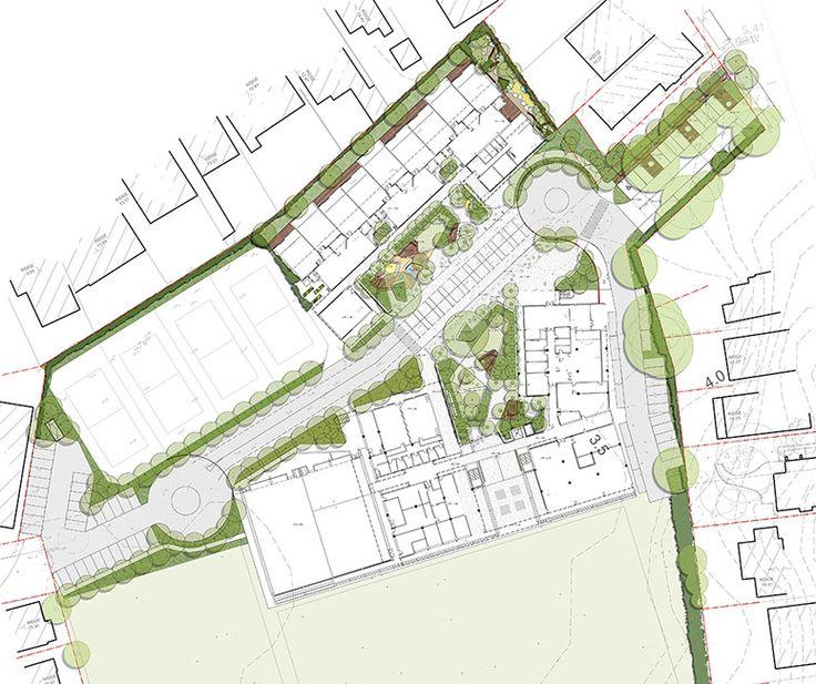 Aspect studios cranbrook plan asp landscape architecture for Aspect landscape architects