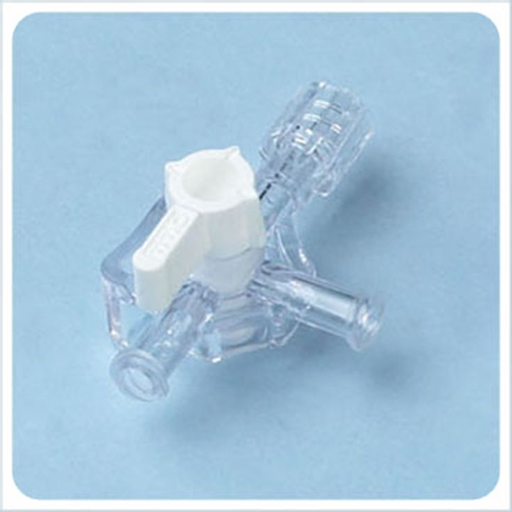 3-way Hi-Flo Stopcoks with rotating Luer Lock (lipid-resistant, Non-PVC) Box of fifty (50) units