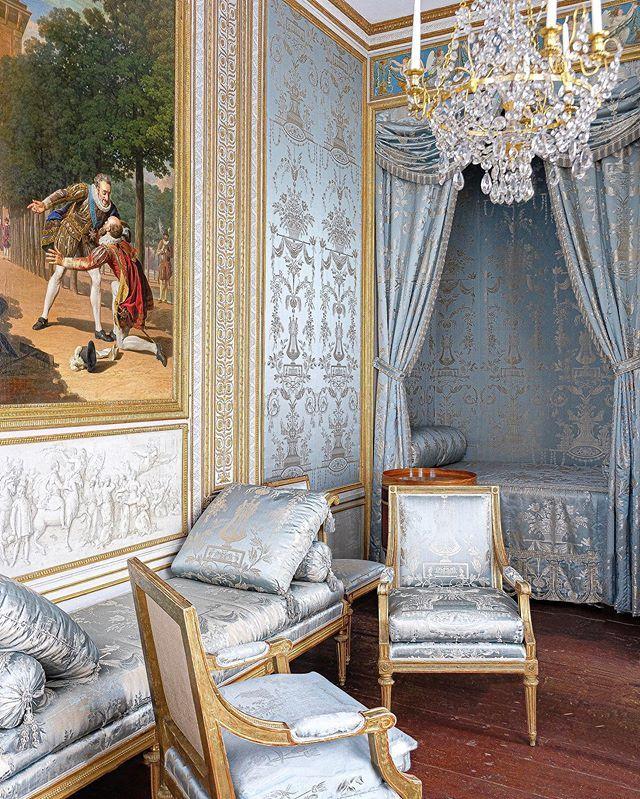 Where Gustav Iii Slept In Haga Pavilion Bedchamber In Haga