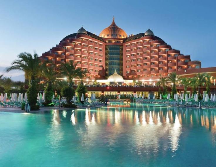 Hotel Delphin Palace De Luxe, Turkey