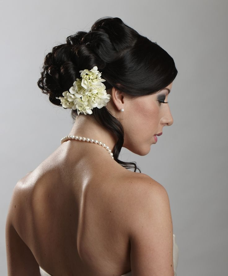 Pre Wedding Hair Style: 16 Best Images About Wedding Hair Styles On Pinterest