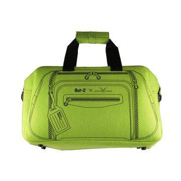 Affair Bag Green by Sebastian Thies