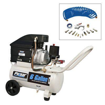 Pulsar Products PCE6060K Air Compressor