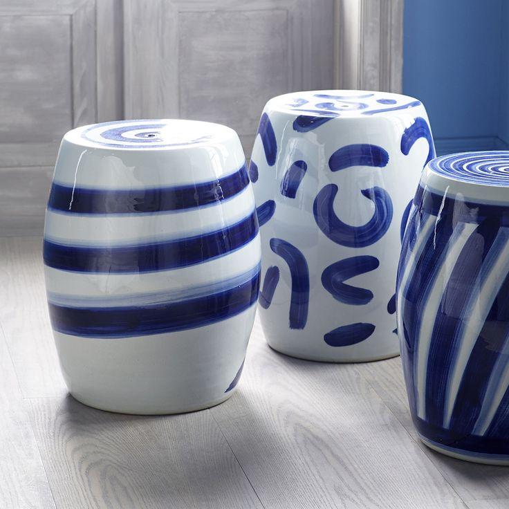 Chinese Ceramic Stool – Koan