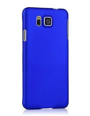 Rubber Plastic Θήκη Πλαστική Μπλε OEM (Samsung Galaxy Alpha G850F) - myThiki.gr - Θήκες Κινητών-Αξεσουάρ για Smartphones και Tablets - Πλαστική Μπλε