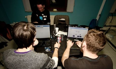Hackers gathered in Brussels to investigate the work of the European Parliament