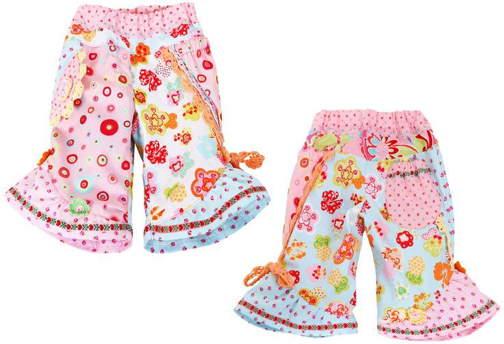 FELIZITAS, pattern for trosers (girl, boy, doll) from Mamu Design by DaWanda.com