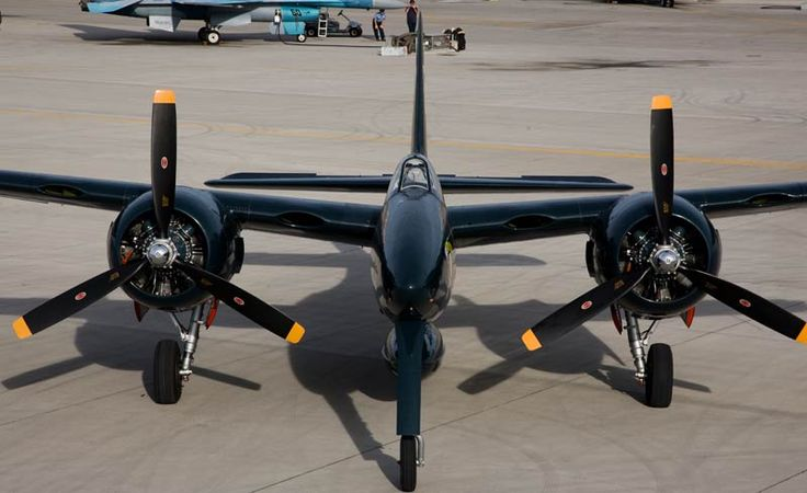F7F-3P Tigercat another view this baby could turn on a dime