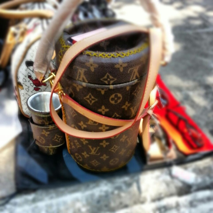 terere made in Paraguay. #Louis Vuitton-  ummm... how can I order one of these??? <3