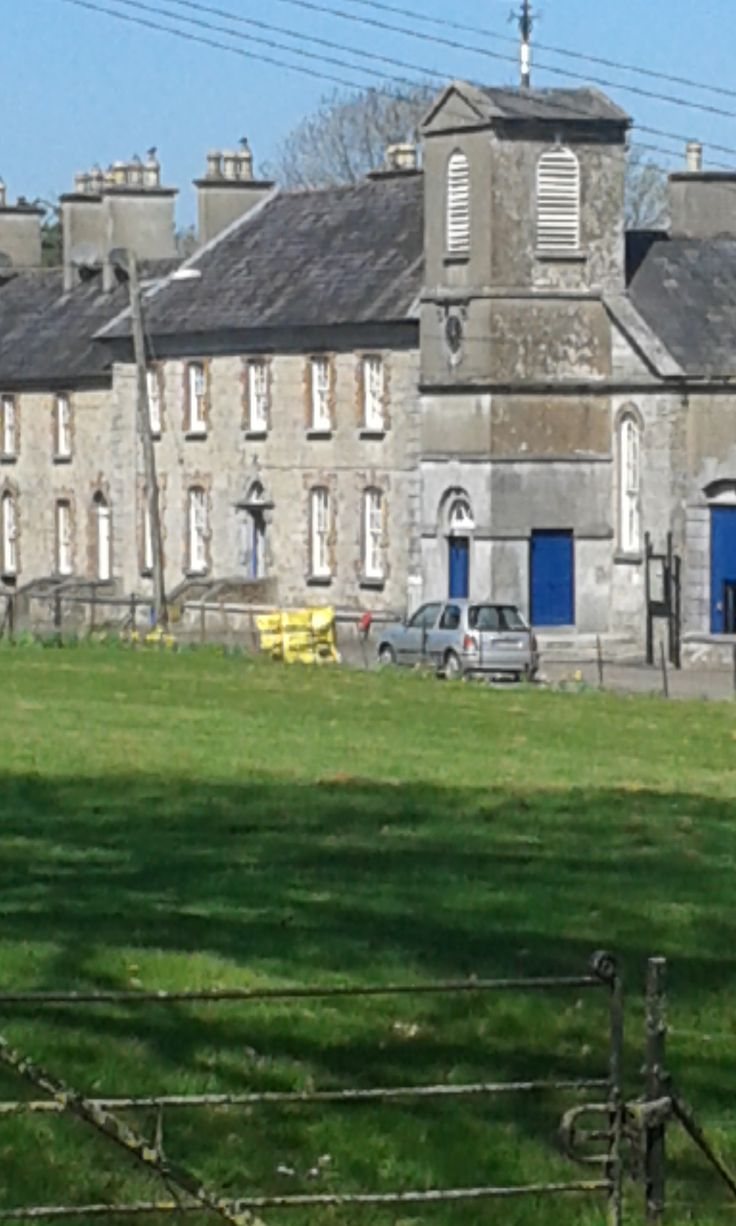 Kingston College area of Mitchelstown County Cork in Southern #Ireland.