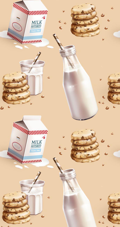 Cookies n Cream iPhone Wallpaper Home Screen @PanPins