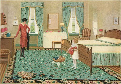 1789 Best Images About Vintage Rooms On Pinterest 1950s