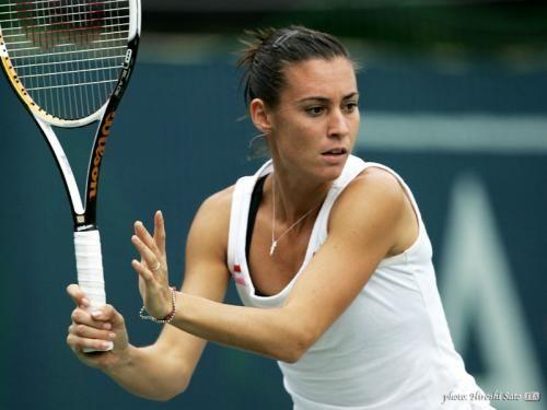 Flavia Pennetta, Tennis